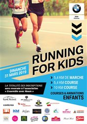 Running for kids dimanche à Nogent le Phaye